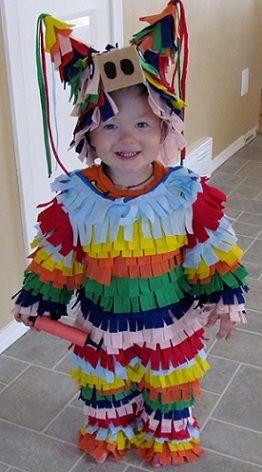 Disfraces de carnaval originales f ciles y hechos en casa - Disfraces originales hechos en casa ...