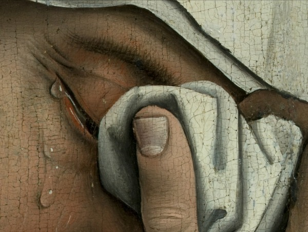 Weyden,_Rogier_van_der_-_Descent_from_the_Cross_-_Detail_women_(left)