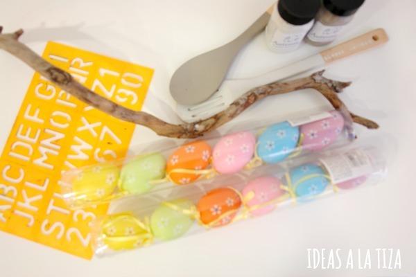 Un DIY para Pascua con Chalk Paint