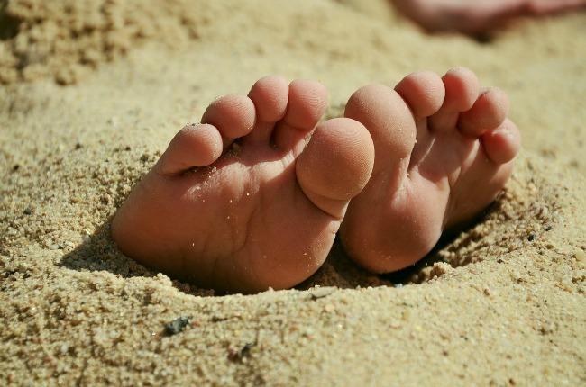 pies cosquillas
