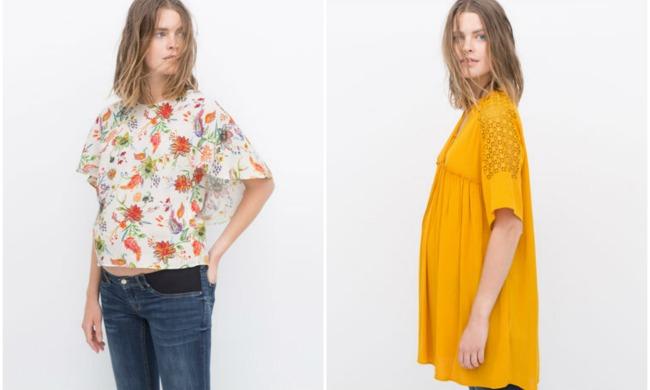¿A alguien (embarazada o no) le sienta bien ese tono de amarillo?