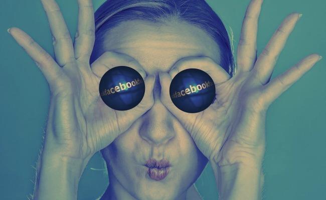 Facebook mujer