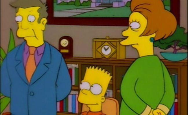 Si soy el director... ¿por qué hago lo que Bart quiere?