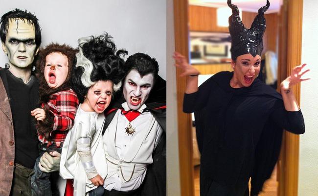 disfraces familia halloween