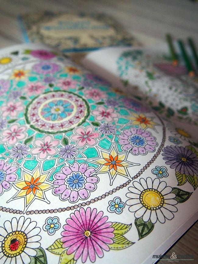libros ilustrados para colorear