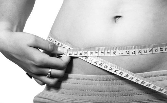 báscula peso mujer