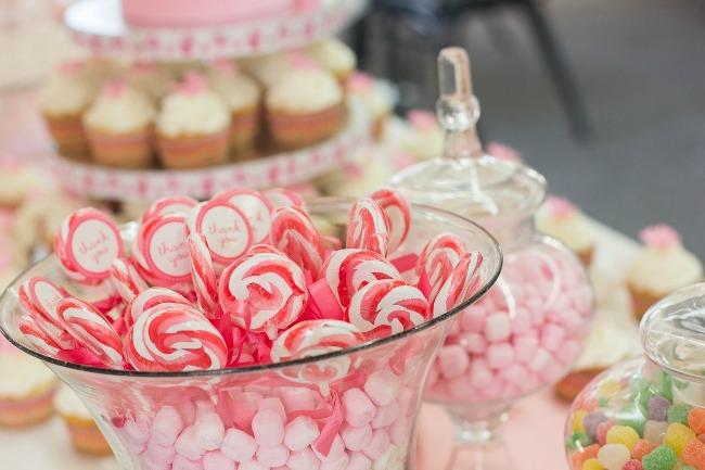 mesa de caramelos