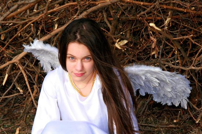 Este podría ser mi angelito...