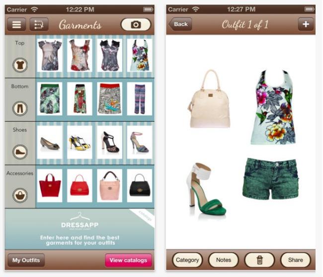 dress app