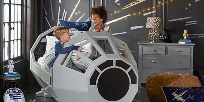 Star-Wars-cama-Halcon-Milenario