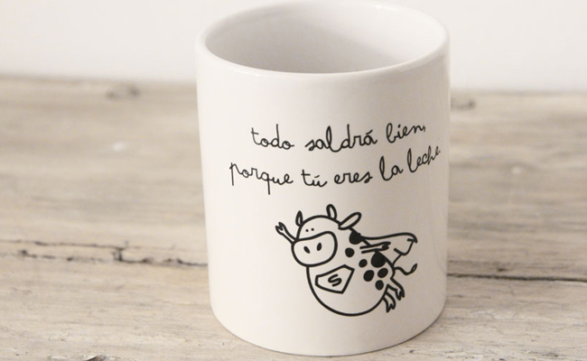 taza de vaca mr wonderful
