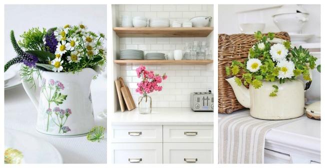 10 ideas para decorar tu casa con plantas y flores mym - Ideas decorar cocina ...