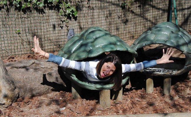 ¿Hacemos la tortuga?