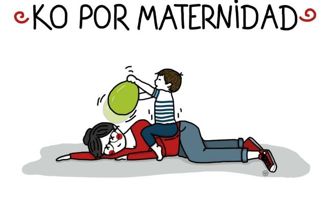 KO por maternidad