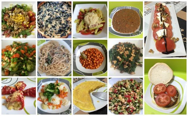 menu Collage