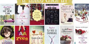 12 libros de chick lit para este verano