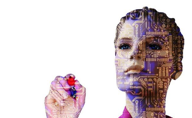 robot. Memoria selectiva