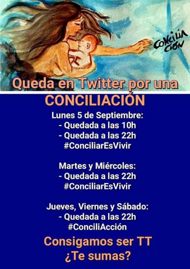 quedada_conciliacion #ConciliarEsVivir