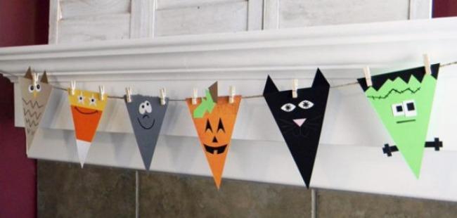 Manualidades Faciles Para Halloween - Manualidades-de-halloween-para-decorar