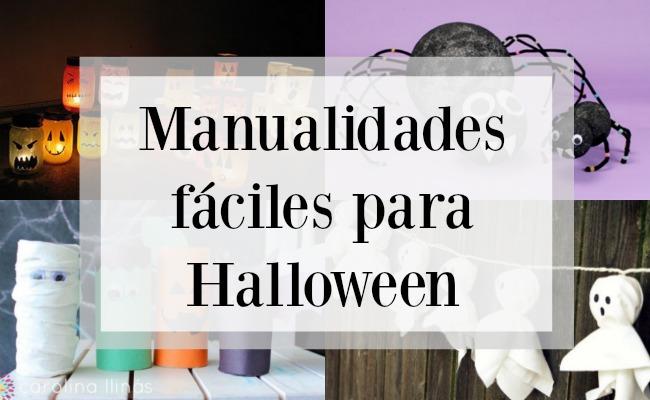 Manualidades f ciles para halloween - Manualidades halloween faciles para ninos ...