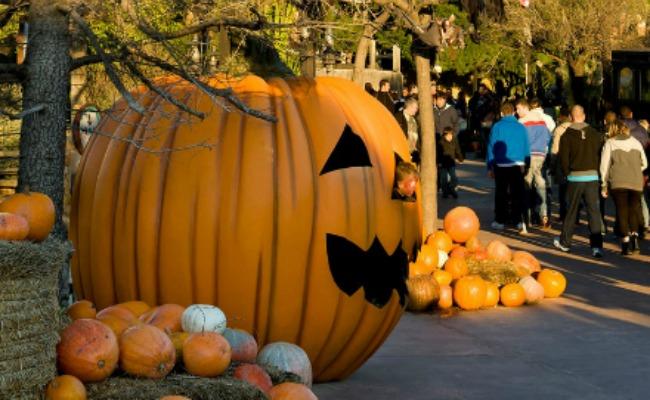 Port Aventura en Halloween