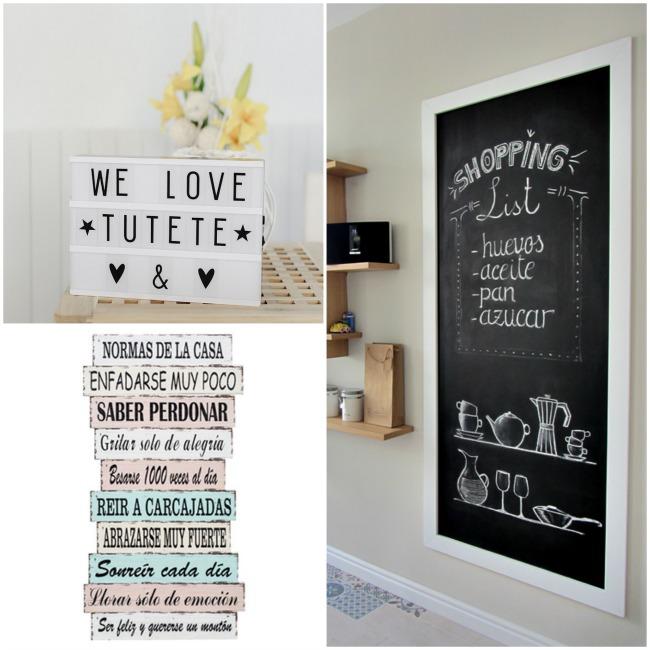 decorar tu casa con mensajes