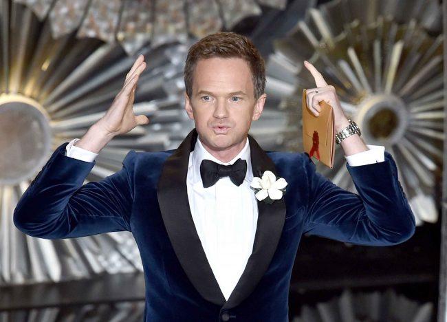 Neil Patrick Harris, presentador de los Oscar