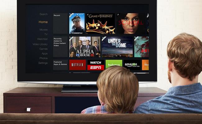 Televisión en streaming: amazon prime