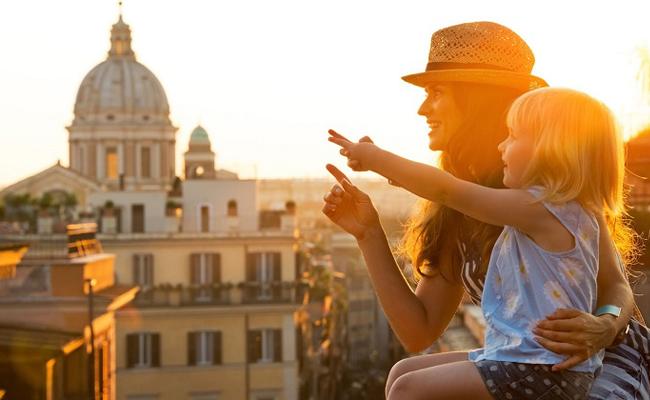 Viaja con tu hijo. Viajes diferentes