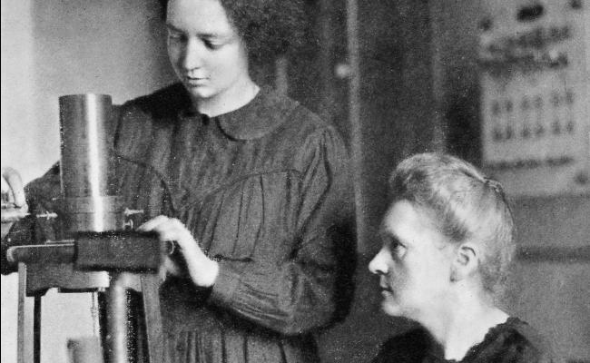Día de la Mujer y la ciencia