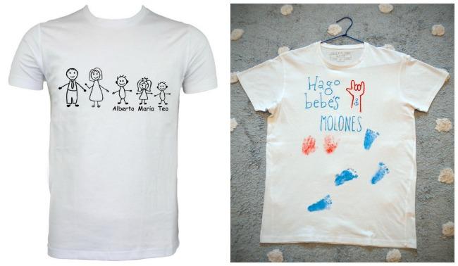Camisetas para el dia del padre