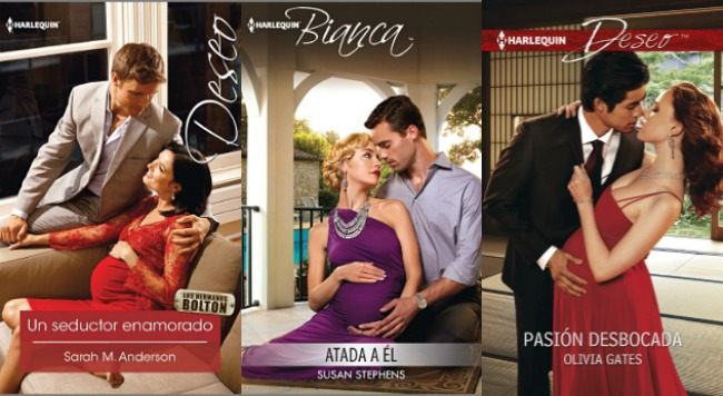 novela romántica parejas embarazadas