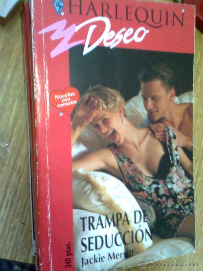 novelas románticas. Trampa de seducción
