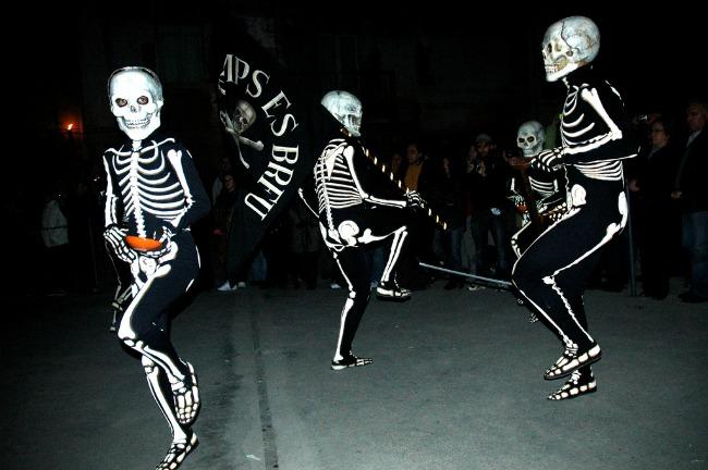 Danza de la muerte Verges