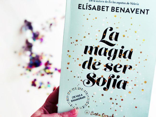 Día del libro 2017 - La magia de ser Sofía
