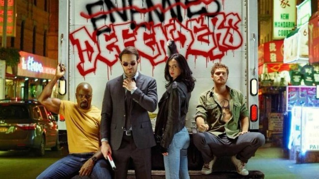 Series The Defenders
