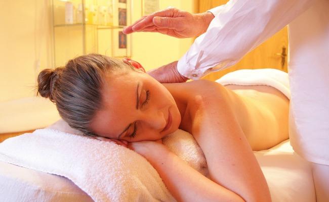 despedida soltera masajes