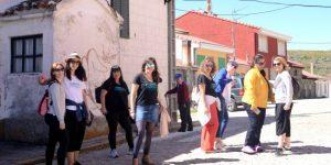 Retiro en Ávila. Crónica de unas colonias