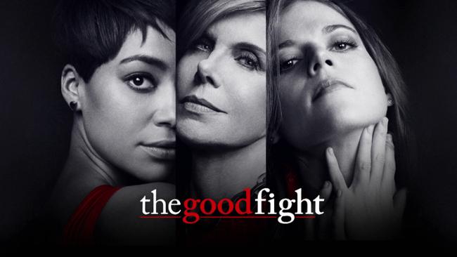 ¡Chicas al poder! Series protagonizadas por mujeres - The good fight series que no te puedes perder esta primavera