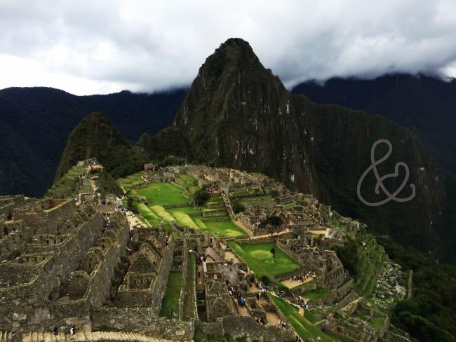 Machu Picchu - Lugares bonitos por el mundo