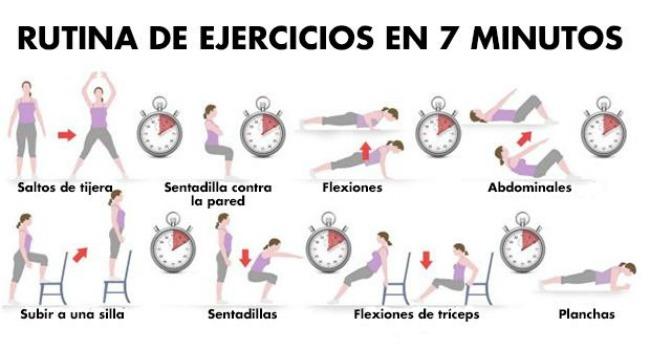 actividades físicas