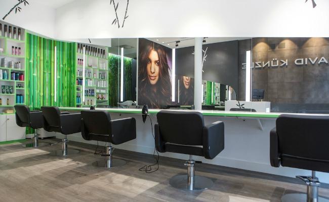 Mechas salón peluqueria