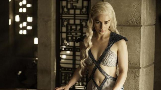 Daenerys Juego de tronos