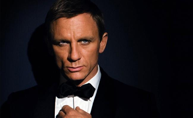 Daniel Craig Empotrador